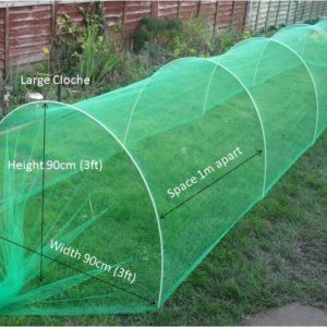 LARGE netting - (dimensions)